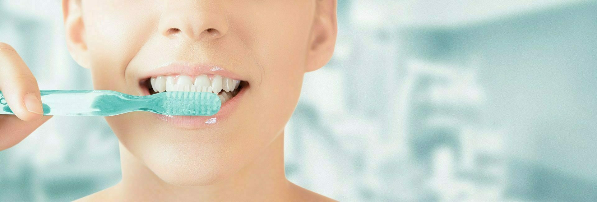 Brush your teeth properly | DR. HAGER