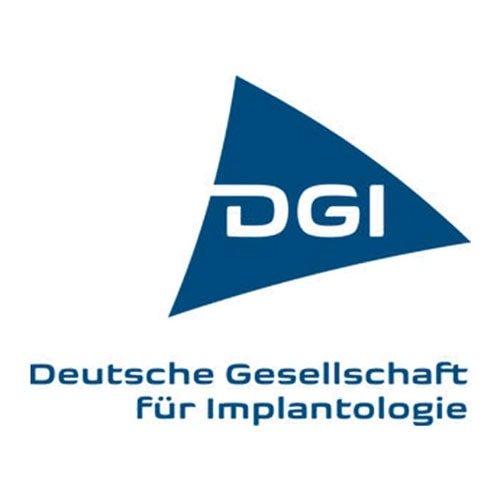 Logo Deutsche Gesellschaft für Implantologie