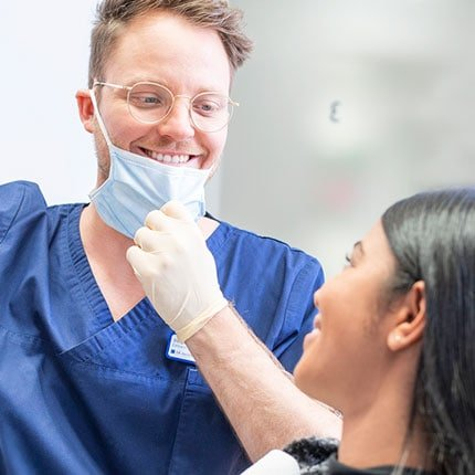 Fear of the dentist | DR. HAGER