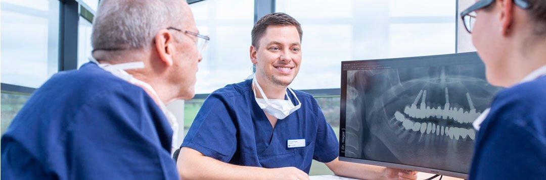 Dr. Michael Hager - Dr.Ingeborg Hager- Conversation - FAQ - Dental Implants   Dr. HAGER