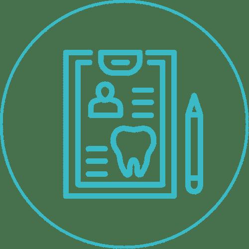 Symbol Therapie und Weiterbildung